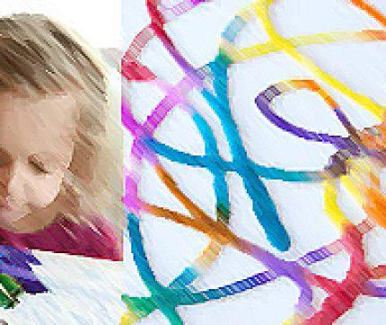 ضرورت نقاشی کودکان
